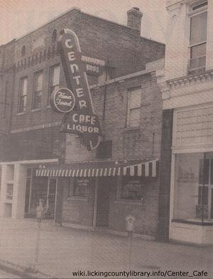 A photo of Annarino's Center Cafe.