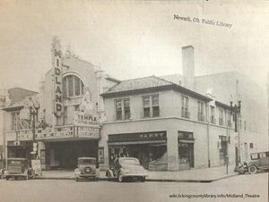 A photo of the Midland Theater