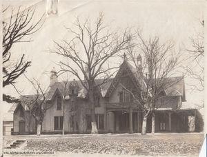 A photo of Oakwood.
