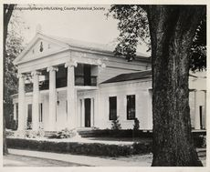 A photo of the Avery-Downer House.